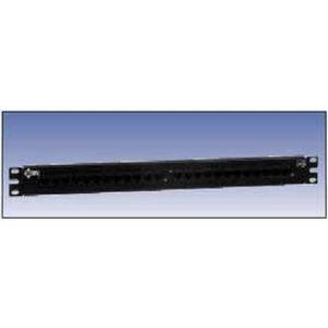 AX103260 24 PORT HD PS5 CAT5 PP BLACK