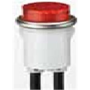 777111 RED INDICATOR LIGHT 125V NEON