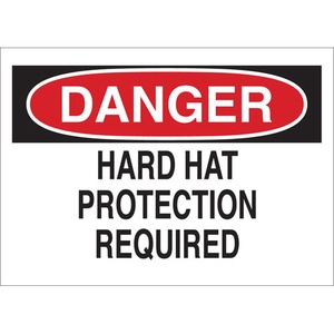 25217 PROTECTIVE WEAR SIGN