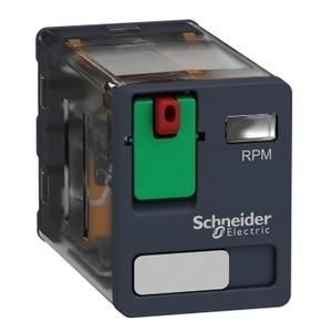 RPM21B7 RELAY 2 CO / 24VAC SPDT