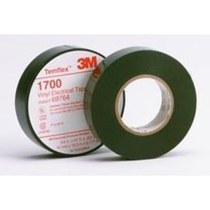 "TEMFLEX VINYL ELECTRICAL TAPE 3/4""X 60FT"