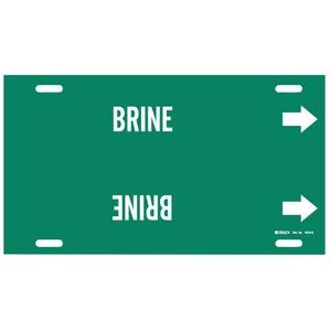 4018-G B915 STYLE G WHT/GRN BRINE