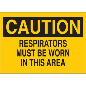 22419 PROTECTIVE WEAR SIGN