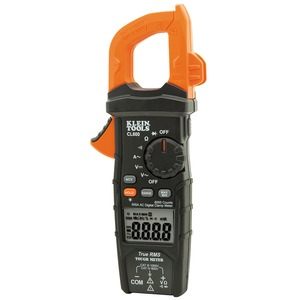 CL600 DIG CLAMP METER AC AUTO-RANGE 600A