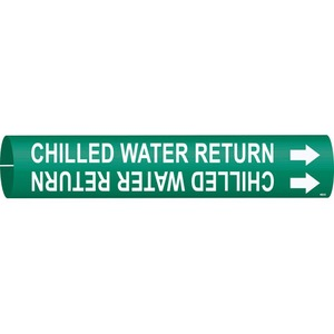 4023-D 4023-D CHILLED WATER RETURN/GRN/S