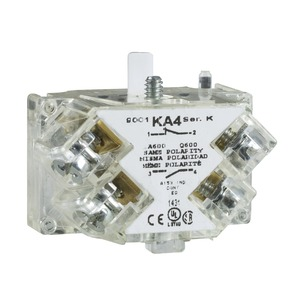 9001KA4 30MM CONTACT BLOCK 1N/O EARLY CL