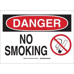 25912 NO SMOKING SIGN
