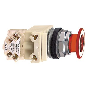 9001KR9P38LRR PUSHBUTTON OPERATOR 30MM T