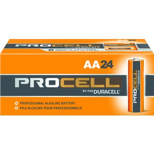 PC1500 BATTERY ALKALINE PROCELL AA