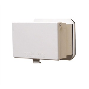 60HW W/P COVER HOR/WHITE COLLAPSIBLE