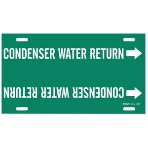 4040-F 4040-F CONDENSER WATER RETURN/GRN