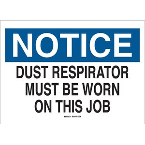 25224 PROTECTIVE WEAR SIGN