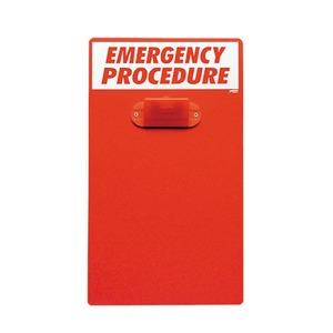 CB326E PRINZING EMERGENCY PROCEDURE