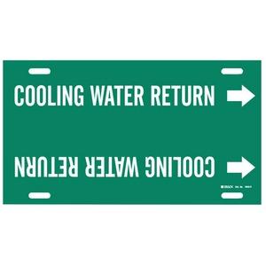 4043-F 4043-F COOLING WATER RETURN/GRN/S