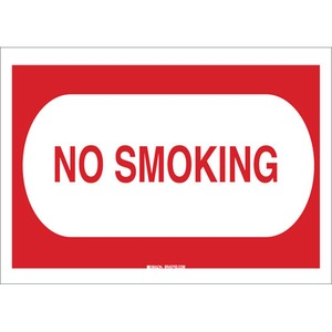 25114 NO SMOKING SIGN