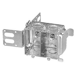 CI4204KSSX COMM GANGED BOX 21/2 DEEP