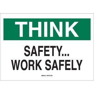 25337 SAFETY SLOGANS SIGN