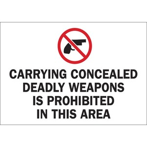 25978 SECURITY SIGN