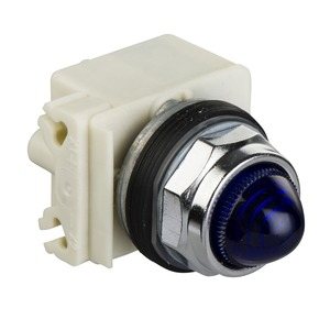 9001KP7L9 PILOT LIGHT 240VAC 30MM TYPE K