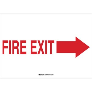 22462 DIRECTIONAL & EXIT SIGN