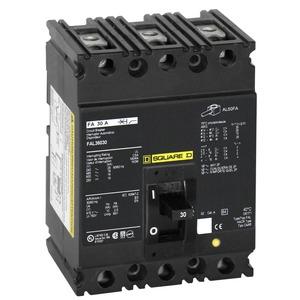 FAL36030 3P, 600V, 30A MCCB,