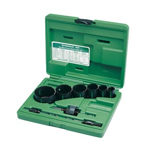 830 7/8  21/2 HOLE SAW KIT