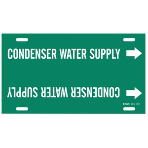 4041-F 4041-F CONDENSER WATER SUPP/GRN/S