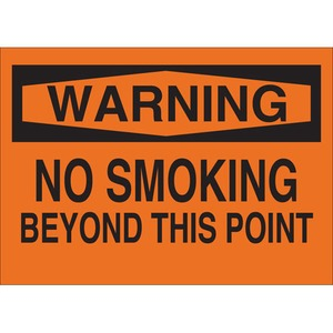 25103 NO SMOKING SIGN