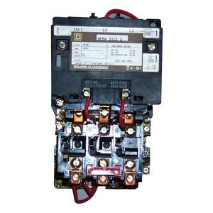 8536SDO2V08 STARTER 600VAC 45AMP NEMA +O