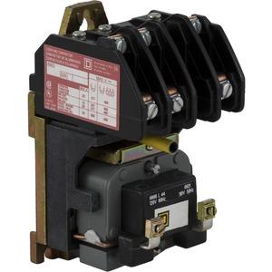 8903LO30V04 LIGHTING CONTACTOR 600VAC 30