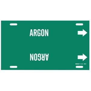 4006-H B915 STYLE H  WHT/GRN  ARGON