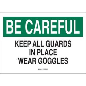 22576 EYE PROTECTION SIGN