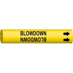 4014-A 4014-A BLOWDOWN YEL/BLK STY A