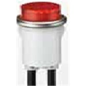 778111 INDICATOR LIGHT 250V RED 1/2