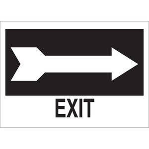 22453 DIRECTIONAL & EXIT SIGN