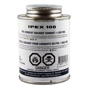 S100PT5 PVC CONDUIT CEMENT 250ML