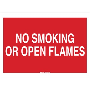 25131 NO SMOKING SIGN