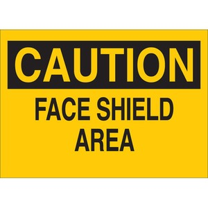 22587 EYE PROTECTION SIGN