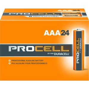 PC2400 AAA BATTERY ALKALINE PROCELL