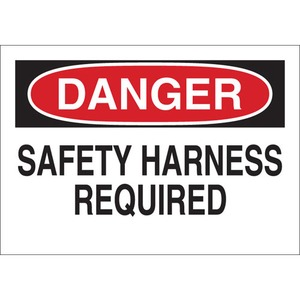 20027 PROTECTIVE WEAR SIGN