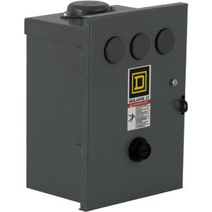 8536SDH1V08 STARTER 600VAC 45AMP NEMA +O