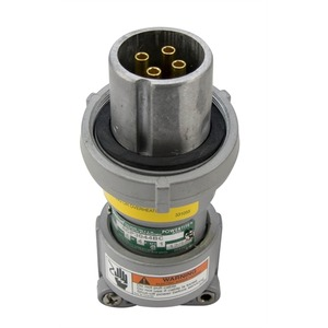 ACP3044BC 30A 4P4W 600V ARCTITE PLUG